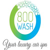 800 Wash Logo